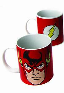 Buy Mugs Glasses Coasters FLASH FACE 12OZ COFFEE MUG