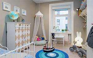 Décoration Chambre Scandinave : s lection de chambres d 39 enfant scandinaves shake my blog ~ Melissatoandfro.com Idées de Décoration
