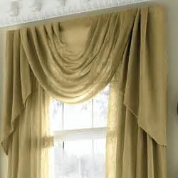 jcpenney sheer curtains with valance jcpenney valances and swags low wedge sandals