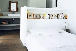 Tete De Lit Rangement : tables de chevet 30 id es d co blog d co mydecolab ~ Teatrodelosmanantiales.com Idées de Décoration