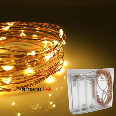 aliexpress com buy 10x5m 50 battery operated led holiday
