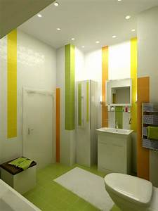 Plante Verte Salle De Bain : couleur salle de bain en 55 id es de carrelage et d coration ~ Melissatoandfro.com Idées de Décoration