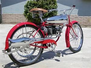 Zeppo U0026 39 S Marman Twin Motorcycle