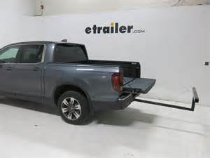 honda ridgeline darby extend a truck hitch mounted load