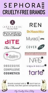 50+ Cruelty-Free Brands Sold At Sephora | Cruelty free ...