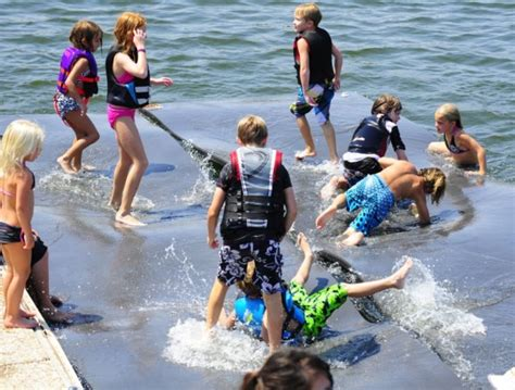 lake floating mat why floating mats for your grand lake grand lake living