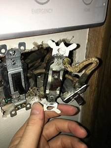 Light Switch Wiring On Old  1926  House