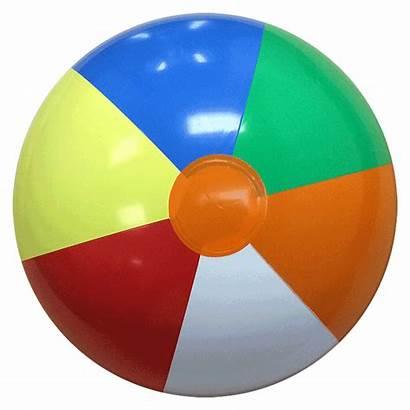 Balls Ball Clipart Ballon Playa Pelota Coloring