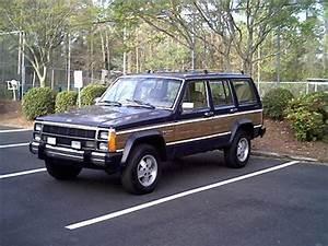 Emallon 1988 Jeep Wagoneer Specs  Photos  Modification