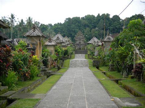 itineraryku bali gianyar kintamani  desa penglipuran