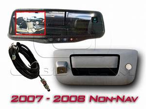 Chevrolet Silverado 1500 How To Install Rearview Back Up Camera