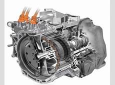 Volkswagen Group's MQB plugin hybrid powertrain