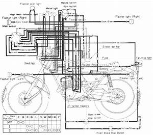 2005 Yamaha Wiring Diagram Schematic