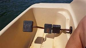 Water Wheeler Electric Paddle Boat
