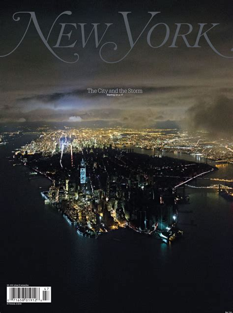 york magazine sandy hurricane nyc manhattan storm mag iwan baan ny week blackout night dark during stunning super impact