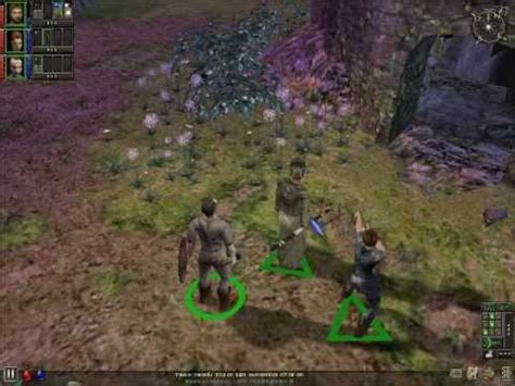 dungeon siege 1 mi primer gameplay dungeon siege 1