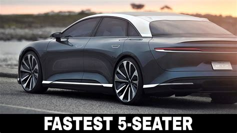 Top 10 Fastest Family Cars For 5 Passengers (2018 Buyer's