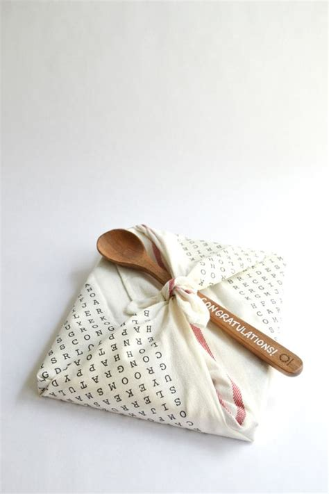 Kitchen Tea Gift Wrapping Ideas by And Practical Kitchen Tea Gift Wrapping Idea Using A