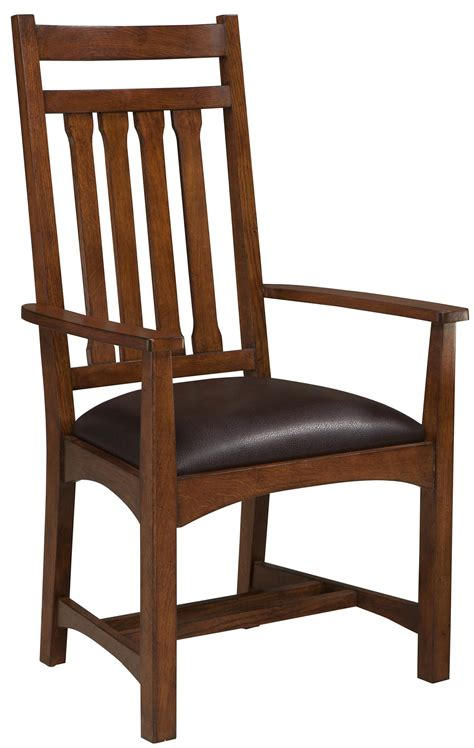 oak dining chair intercon oak park op ch 925ca mis rta dining arm chair 1133