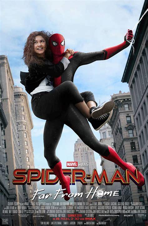 spider man   home fan poster otsonycom
