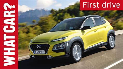 Hyundai Kona Review 2018  What Car?