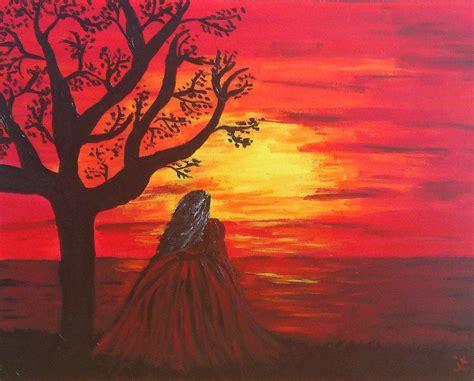 Janine S Bild Sonnenuntergang Meer Romantisch Romantik Von