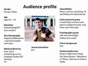 Audience Profile For Social Action  Community Media Project