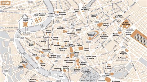 rome  maps  rome