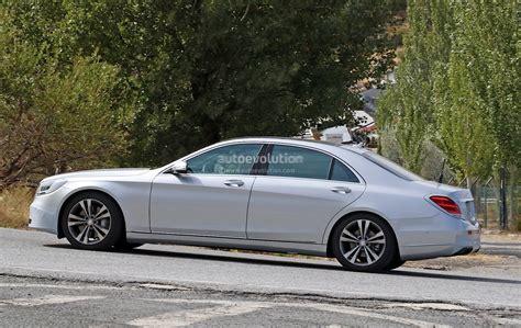 2018 Mercedesbenz Sclass Flaunts Its Subtle Facelift
