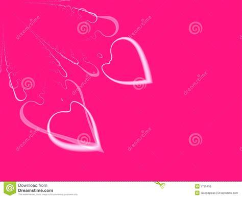 valentines day heart invitation background royalty