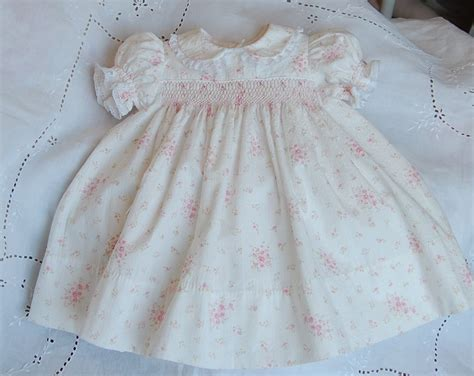 The Old Fashioned Baby Sewing Room Emma's Smocked Baby