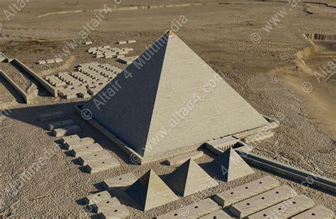 Interno Piramide Cheope Giza Altair4 Multimedia