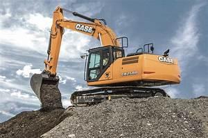 Case Cx250d Excavator - Dennis Barnfield Ltd
