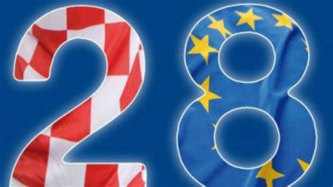 Ingresso Croazia Ue Lo Storico Ingresso Della Croazia Nell Unione Tra Paure E
