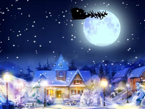 Animated Wallpaper Screensavers - jingle bells animated wallpaper winter animated