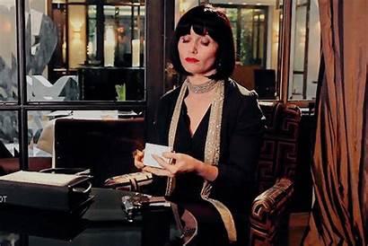Essie Davis Fisher Miss Mysteries Murder Promo