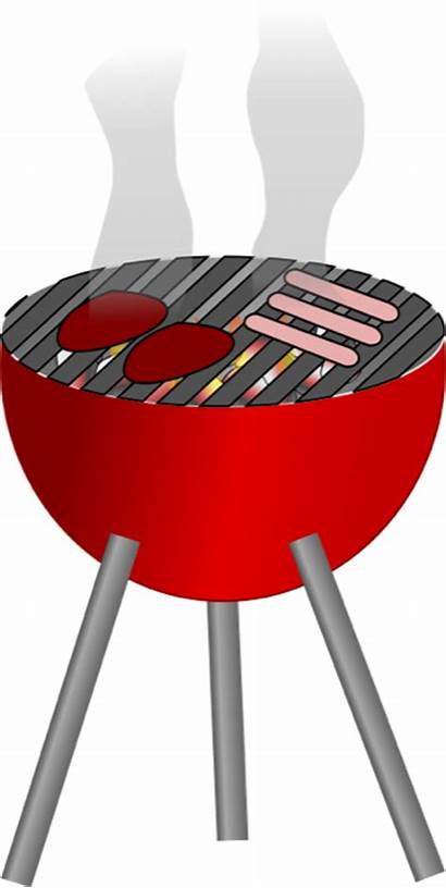 Clipart Bbq Grill Outdoor Kitchen Supplies Cooking
