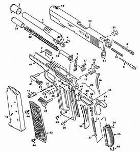 1911 Parts List