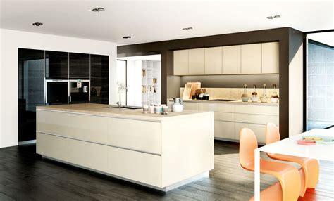 cuisine ilot central design cuisine moderne sur mesure meubles de cuisines cuisines