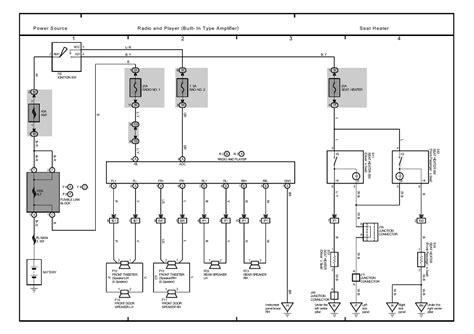 Toyotum Solara Jbl Wiring Diagram by 2004 Toyota Solara Radio Wiring Diagram