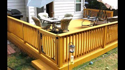 Backyard Decks Ideas by Decks Designs Patio Decks Designs Backyard Decks