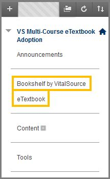 Virtualsource Bookshelf by Bookshelf By Vitalsource The American College Of Greece