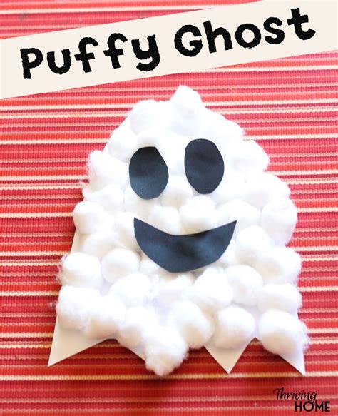 easy halloween crafts  preschoolers  images