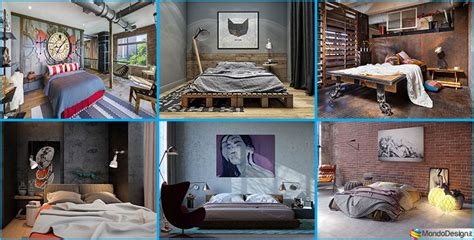 idee  arredare una camera da letto  stile