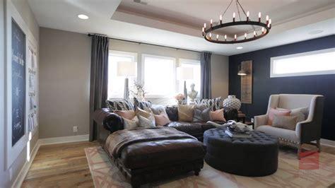 vintage modern home interior design  falcone hybner
