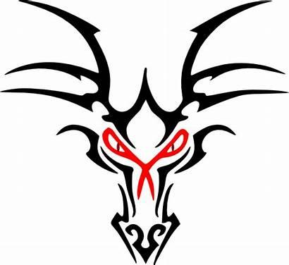 Dragon Icon Clip Clker Clipart Vector Royalty