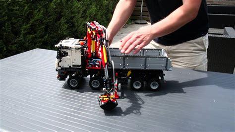mercedes arocs lego lego technic mercedes arocs 3245 functions
