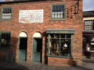 black country living museum pawnbrokers shop wikipedia