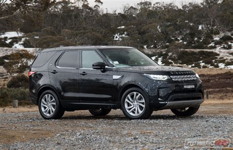 land rover 2017 land rover discovery sd4 hse review