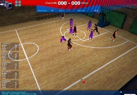 pc games  software fiba basketball